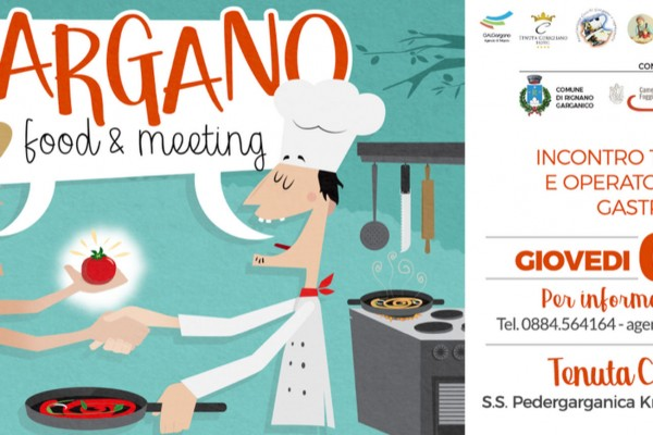 gargano food and meeting