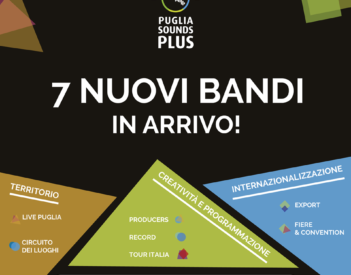 Regione Puglia - Puglia Sounds Plus