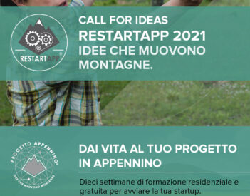 ReStartApp | Call for Ideas 2021